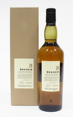 Brechin 1977 Cask Strength 28 Year Old