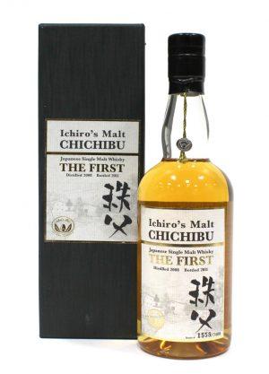 Chichibu The First 1998, Ichiro's Malt