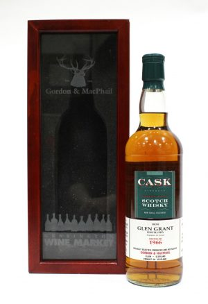 Glen Grant 1966 Cask Strength, 42 Year Old