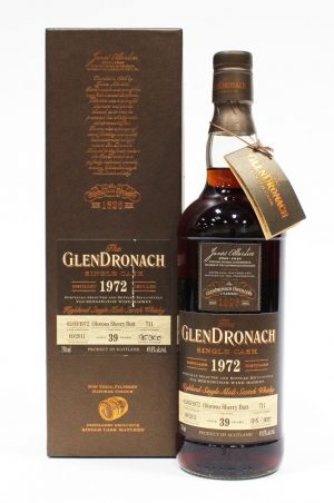 Glendronach 1972 Single Cask #711