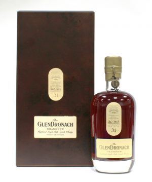 Glendronach Grandeur 31 Year Old Batch #1