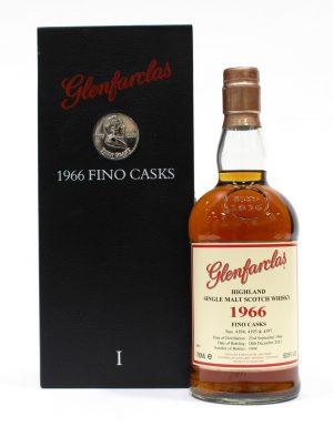 Glenfarclas 47 Year Old 1966 Fino Casks