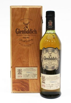 Glenfiddich 1978 31 Year Old Rare Collection