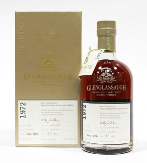 Glenglassaugh 1972 Rare Cask Release, 41 Year Old