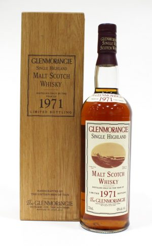 Glenmorangie 1971 Limited Bottling