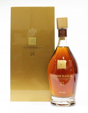 "Glenmorangie ""The Quarter Century' 25 Year Old"