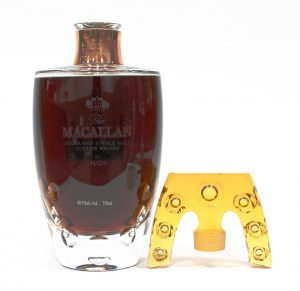 The Macallan in Lalique – 55 Years Old
