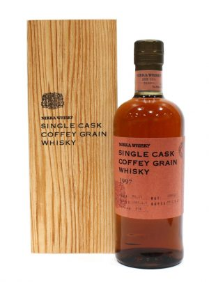 Nikka 1997 Coffey Malt Single Cask #199810