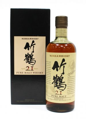 Nikka Pure Malt, 21 Year Old