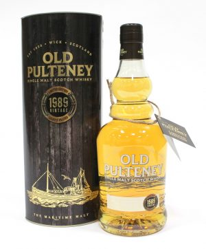 Old Pulteney 1989 Ltd Edition, Lightly Peated