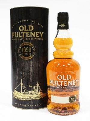 Old Pulteney 1990 Ltd Edition, Lightly Peated