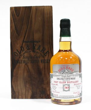 Port Ellen 1982 30 Year Old, Old & Rare