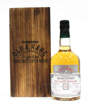 Port Ellen 1979 31 Year Old, Old & Rare