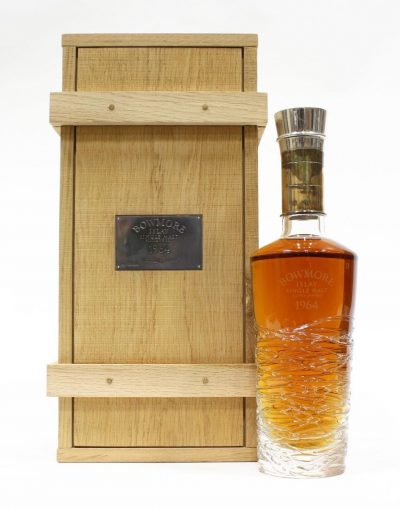 Bowmore 1964 – 46 Year Old | Sold for $ 32,175, June 2020