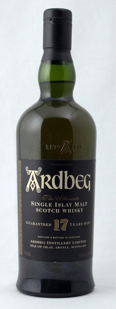 1975 Ardbeg – 17 Year Old | Sold for $ 1,200, September 2019