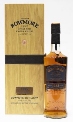 Bowmore 1985 Vintage, 26 Year Old