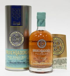Bruichladdich Second Edition 'Flirtation', 20 Year