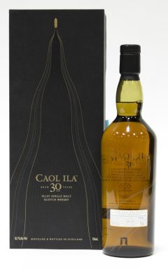 Caol Ila Natural Cask Strength, 25 Year Old