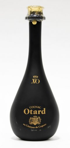 "Otard XO ""Black Bottle"" Chateau de Cognac"