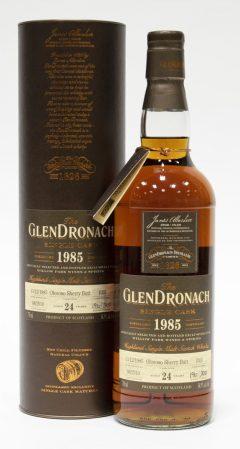 GlenDronach 1985, Single Cask