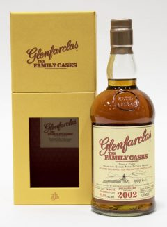 Glenfarclas 2002, The Family Casks, Cask #2196