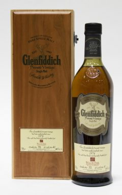 Glenfiddich 1974, Private Vintage, Cask #41