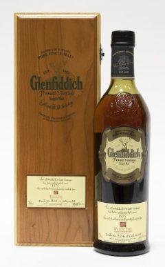 Glenfiddich 1975, Private Vintage, Cask #84
