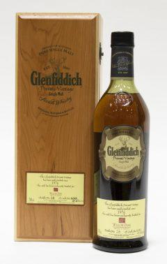 Glenfiddich 1976, Private Vintage, Cask #16389