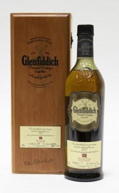 Glenfiddich 1977, Private Vintage, Cask #22725