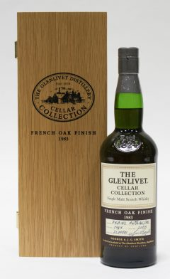 Glenlivet 1983 Cellar Collection,French Oak Finish