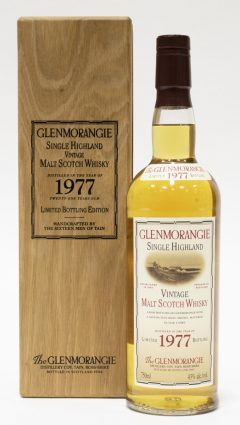 Glenmorangie 1977, 21 Year Old