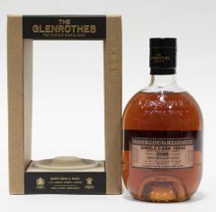 Glenrothes 2005, 12 Year Old