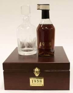 Highland Park, 1958 Vintage, 40 Year Old