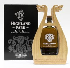 "Highland Park ""Loki"", 15 Year Old"
