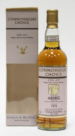 Ardbeg 1975 Connoisseurs Choice, 28 Year Old