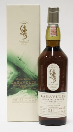 Lagavulin 1991 Cask Strength, 21 Year Old