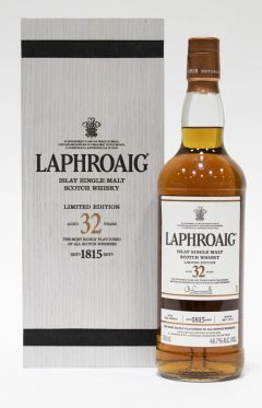 Laphroaig 32 Year, 200th Anniversary