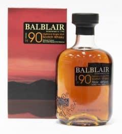 Balblair 1990, 2nd Release 2014