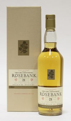 Rosebank 1990 21 Year Old, 2011 Release