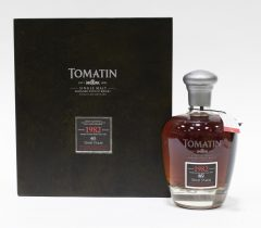 Tomatin 1982 Single Cask, 28 Year Old