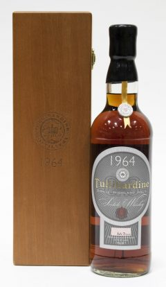Tullibardine 1964 Cask Strength, 40 Year Old