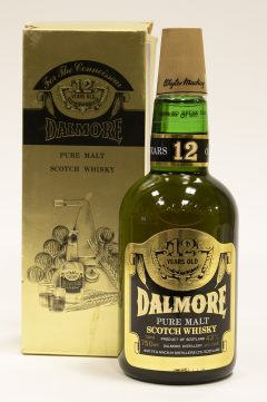 Dalmore 12 Year Old, Gold Label