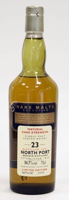 North Port 1971 Rare Malt, 23 Year Old