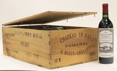 1982 Chateau Le Gay Pomerol (12 bottles)