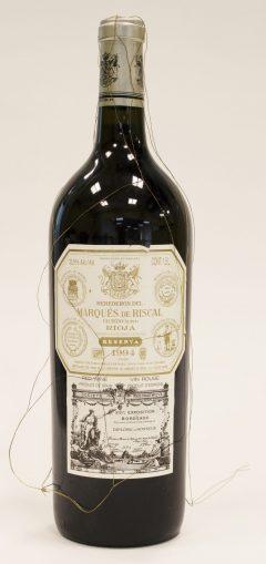 1994 Marques de Riscal Rioja Reserva