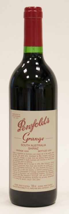 "1998 Penfolds ""Grange"" Shiraz South Australia"