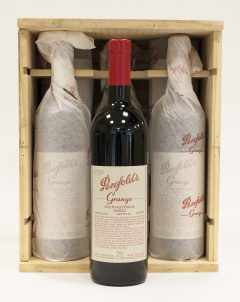 "2002 Penfolds ""Grange"" Shiraz South Australia (6)"