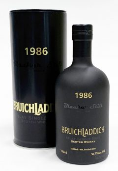 Bruichladdich 1986 Blacker Still, 20 Year Old