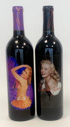 Marilyn Wines 'Norma Jean' Merlot (2 bottles)