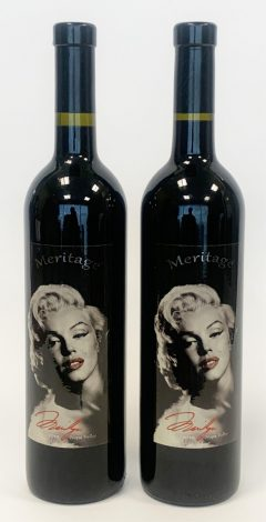 Marilyn Wines Meritage (2 bottles)